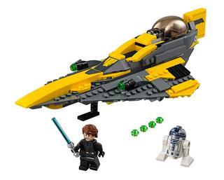 LEGO 75214 - LEGO Star Wars - Anakin Jedi csillagvadásza