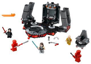 LEGO 75216 - LEGO Star Wars - Snoke trónterme