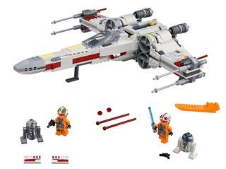 LEGO 75218 - LEGO Star Wars - X-szárnyú vadászgép