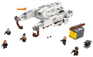 LEGO 75219 - LEGO Star Wars - Birodalmi AT-Hauler