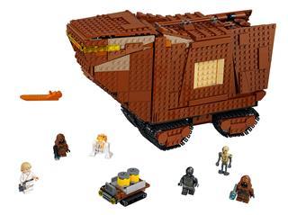 LEGO 75220 - LEGO Star Wars - Homokfutó bányagép