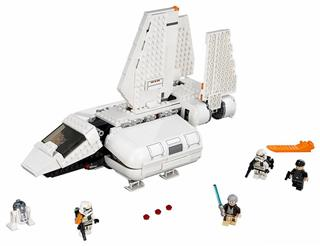 LEGO 75221 - LEGO Star Wars - Birodalmi leszállóhajó