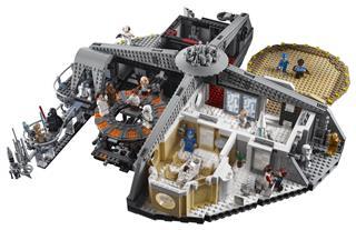 LEGO 75222 - LEGO Star Wars - Árulás Felhővárosban