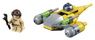 LEGO 75223 - LEGO Star Wars - Naboo Csillagvadász Microfighter