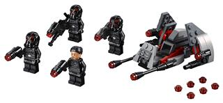 LEGO 75226 - LEGO Star Wars - Inferno Squad™ harci csomag