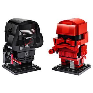 LEGO 75232 - LEGO Brickheadz - Kylo Ren és Sith harcos