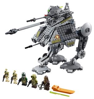 LEGO 75234 - LEGO Star Wars - AT-AP™ lépegető