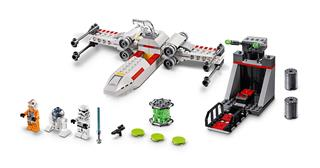 LEGO 75235 - LEGO Star Wars - X-szárnyú vadászgép Árokfutam