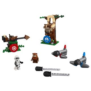 LEGO 75238 - LEGO Star Wars - Action Battle Endor támadás
