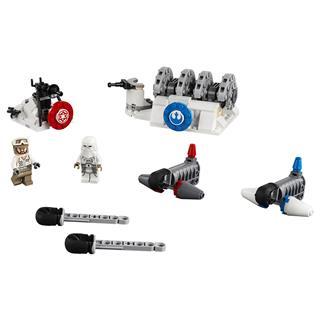 LEGO 75239 - LEGO Star Wars - Action Battle Hoth generátor támadás