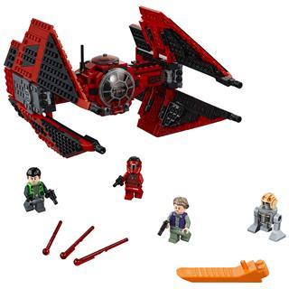 LEGO 75240 - LEGO Star Wars - Vonreg őrnagy TIE vadásza