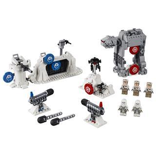 LEGO 75241 - LEGO Star Wars - Action Battle Echo bázis védelem