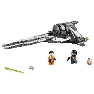 LEGO 75242 - LEGO Star Wars - Black Age TIE elfogó