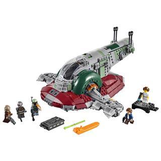 LEGO 75243 - LEGO Star Wars - Slave I - 20. évfordulós kiadás