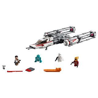LEGO 75249 - LEGO Star Wars - Ellenállás Y-szárnyú vadászgép