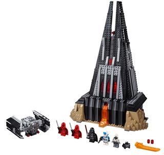LEGO 75251 - LEGO Star Wars - Darth Vader kastélya