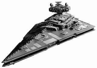 LEGO 75252 - LEGO Star Wars - UCS Imperal Star Destroyer
