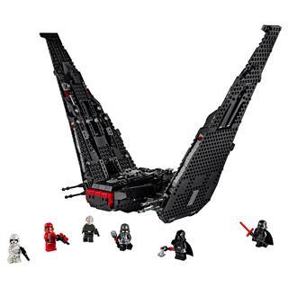 LEGO 75256 - LEGO Star Wars - Kylo Ren ûrsiklója