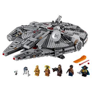 LEGO 75257 - LEGO Star Wars - Millennium Falcon