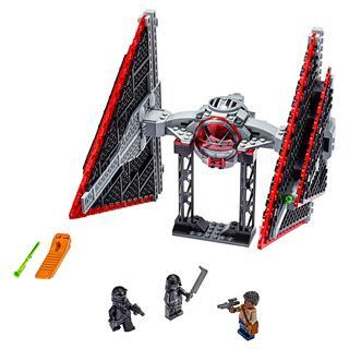 LEGO 75272 - LEGO Star Wars - Sith TIE vadász™
