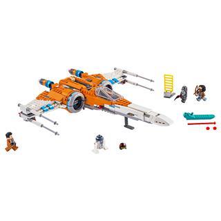 LEGO 75273 - LEGO Star Wars - Poe Dameron X-szárnyú vadászgépe™
