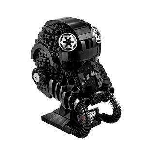 LEGO 75274 - LEGO Star Wars - TIE vadász pilóta sisak