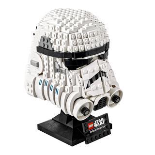 LEGO 75276 - LEGO Star Wars - Birodalmi rohamosztagos sisak