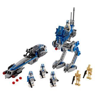 LEGO 75280 - LEGO Star Wars - Az 501. Légió™ klónkatonái