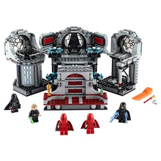 LEGO 75291 - LEGO Star Wars - Halálcsillag™ A végsõ összecsapás