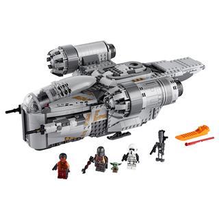 LEGO 75292 - LEGO Star Wars - A Mandalori ™ Fejvadász szállító