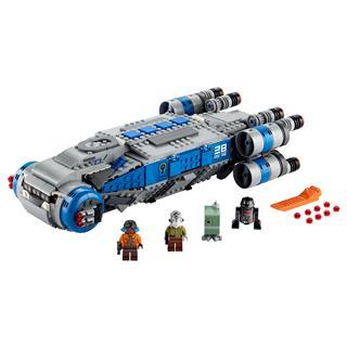 LEGO 75293 - LEGO Star Wars - Ellenállás oldali I-TS teherszállító