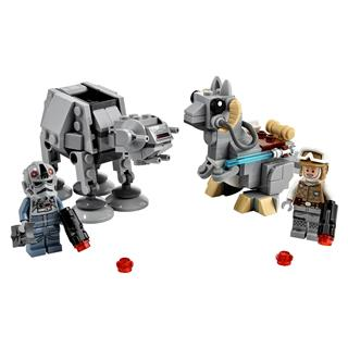LEGO 75298 - LEGO Star Wars - AT-AT™ vs Tauntaun™ Microfighters