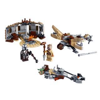 LEGO 75299 - LEGO Star Wars - Tatooine ™-i kaland