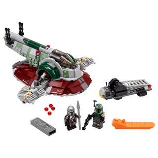 LEGO 75312 - LEGO Star Wars - Boba Fett csillaghajója™