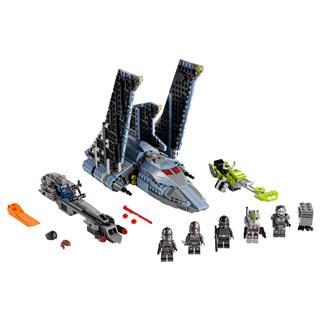 LEGO 75314 - LEGO Star Wars - The Bad Batch™ támadó shuttle