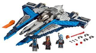 LEGO 75316 - LEGO Star Wars - Mandalóri csillagharcos™