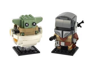 LEGO 75317 - LEGO Star Wars - A Mandalori™ és a Gyermek