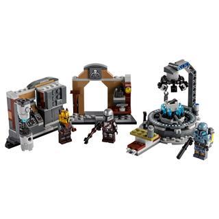 LEGO 75319 - LEGO Star Wars - A Fegyverkovács mandalóri™ műhelye