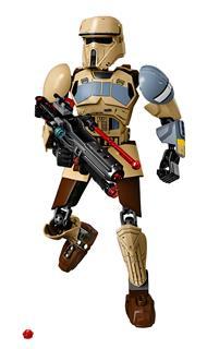 LEGO 75523 - LEGO Star Wars - Scarif rohamosztagos™