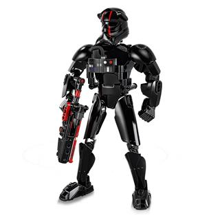 LEGO 75526 - LEGO Star Wars - Elit TIE Fighter pilota