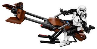 LEGO 75532 - LEGO Star Wars - Felderítő rohamosztagos™ és járműve