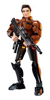 LEGO 75535 - LEGO Star Wars - Han Solo akciófigura