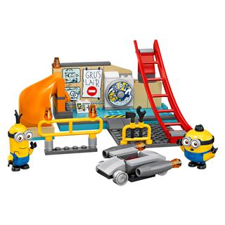LEGO 75546 - LEGO Minions - Minyonok Gru laborjában
