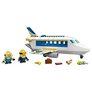 LEGO 75547 - LEGO Minions - Minyon pilóta gyakorlaton