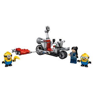 LEGO 75549 - LEGO Minions - Megállíthatatlan motoros üldözés