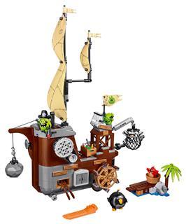 LEGO 75825 - LEGO Angry Birds - Piggy kalózhajó