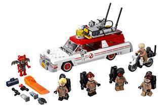 LEGO 75828 - LEGO Ghostbusters - Ecto-1 & 2