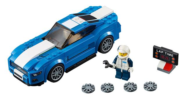 LEGO 75871 - LEGO Speed Champions - Ford Mustang GT