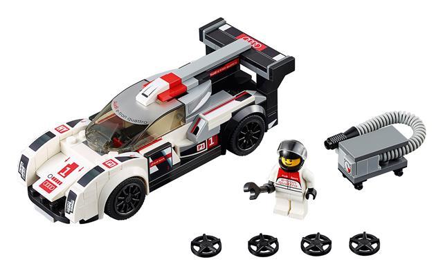 LEGO 75872 - LEGO Speed Champions - Audi R18 e-tron quattro