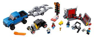 LEGO 75875 - LEGO Speed Champions - Ford F-150 Raptor és Ford Mod...